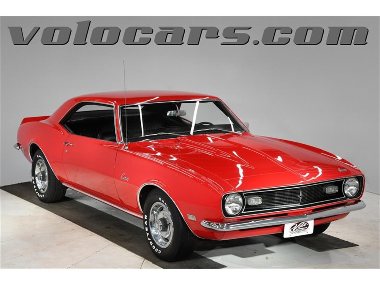 Large Picture of Classic 1968 Chevrolet Camaro located in Illinois - $31,998.00 Offered by Volo Auto Museum - Q2WA