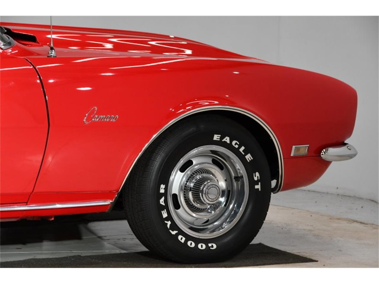 Large Picture of 1968 Chevrolet Camaro located in Illinois - $31,998.00 Offered by Volo Auto Museum - Q2WA