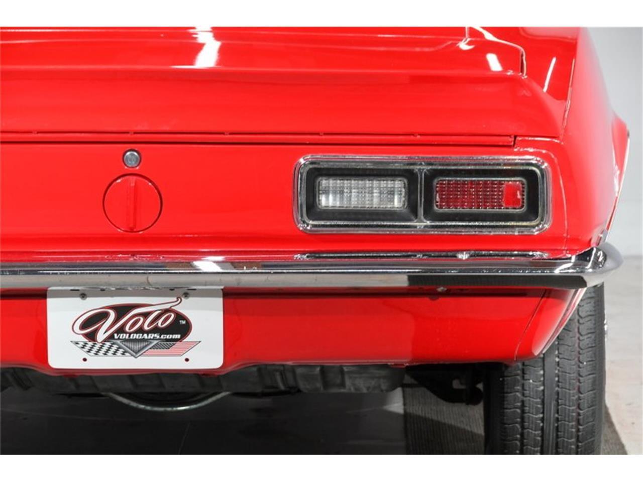 Large Picture of Classic 1968 Chevrolet Camaro - $31,998.00 - Q2WA
