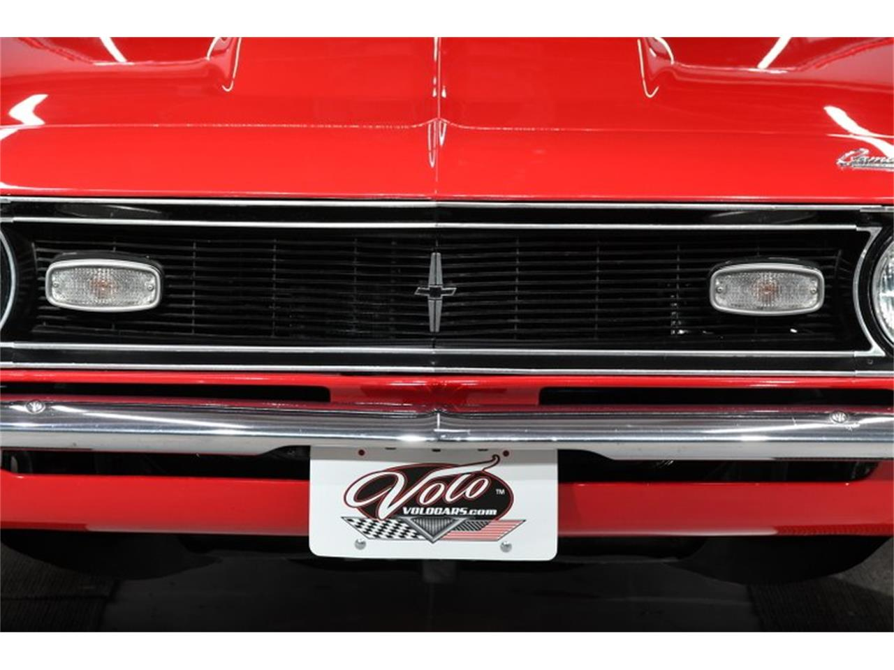 Large Picture of '68 Chevrolet Camaro located in Illinois - $31,998.00 Offered by Volo Auto Museum - Q2WA