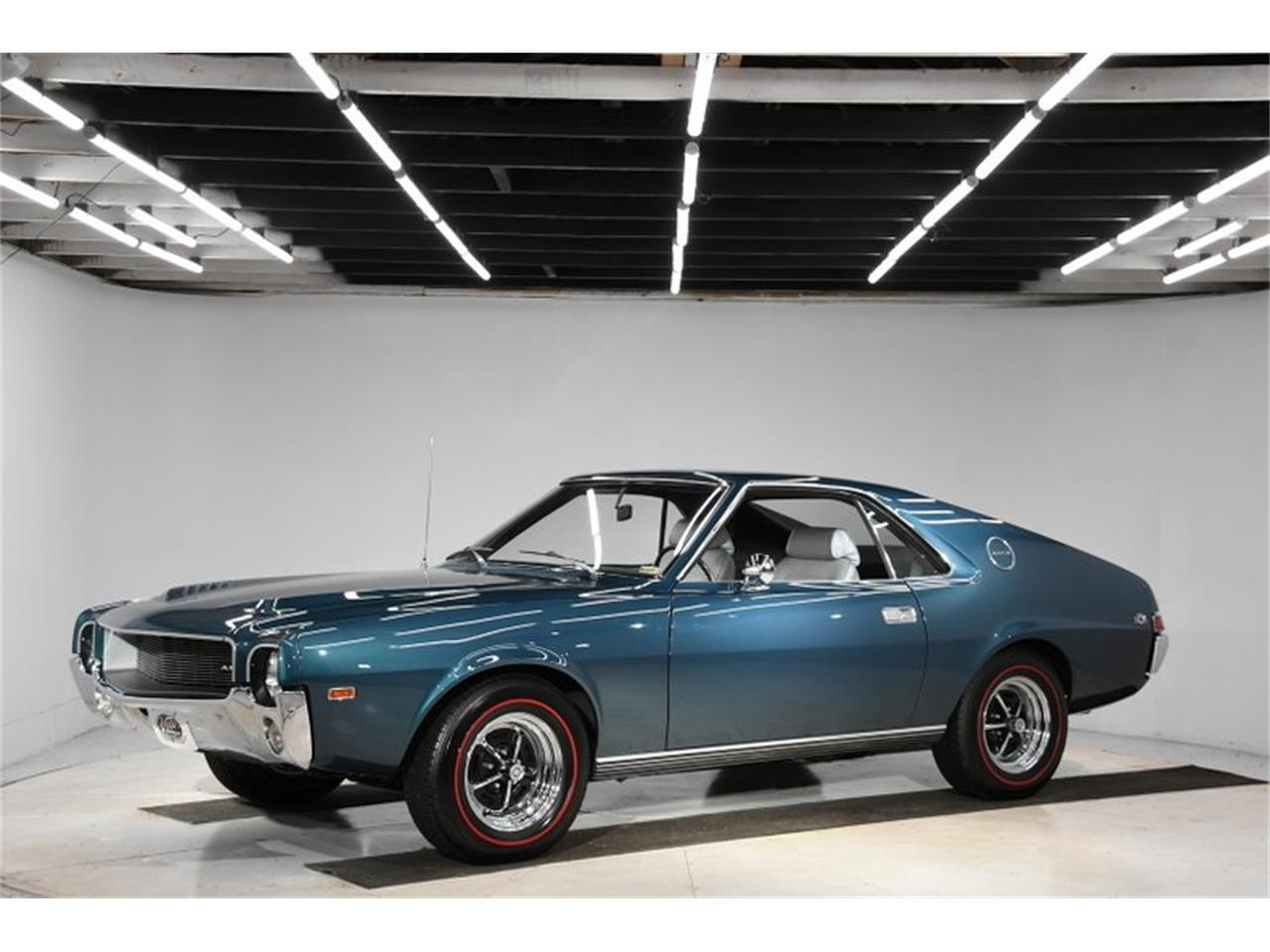 Large Picture of Classic '69 AMC AMX Offered by Volo Auto Museum - Q2WE