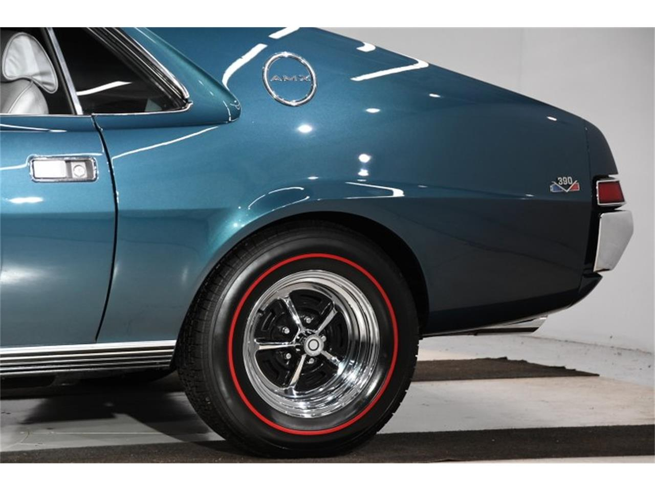 Large Picture of Classic 1969 AMC AMX Offered by Volo Auto Museum - Q2WE