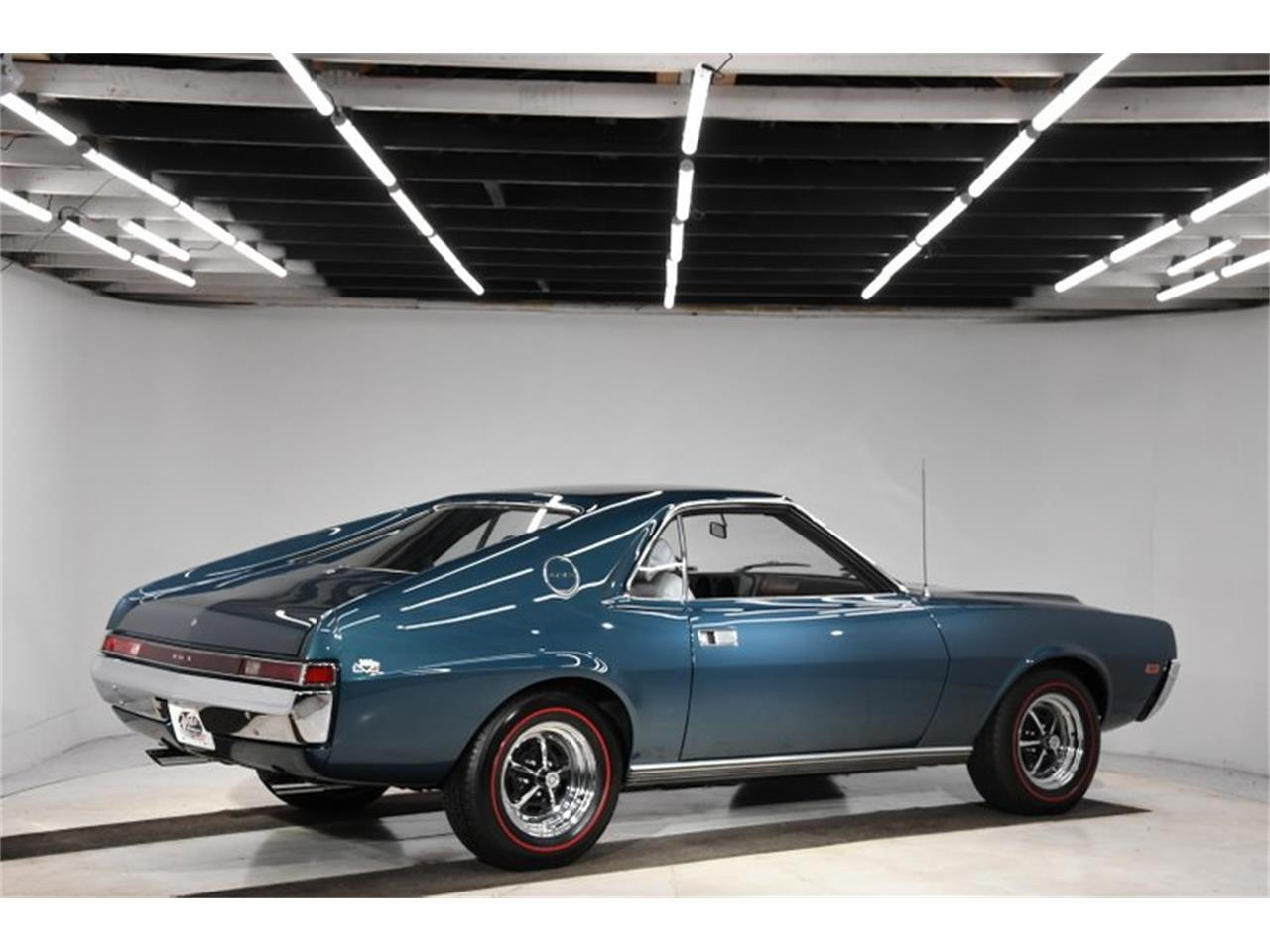 Large Picture of '69 AMC AMX located in Illinois - Q2WE