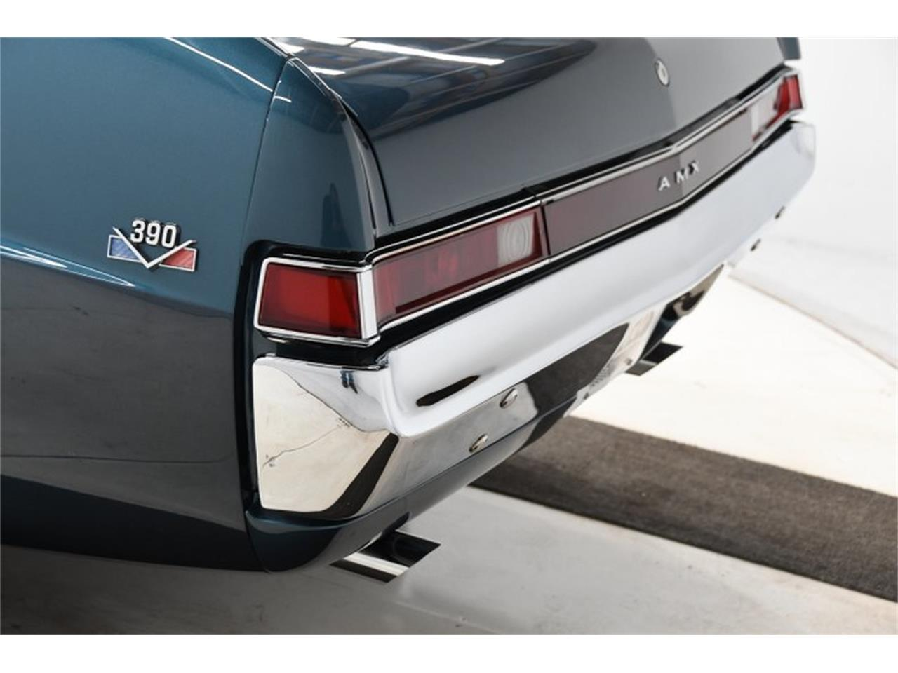 Large Picture of Classic 1969 AMC AMX located in Illinois Offered by Volo Auto Museum - Q2WE
