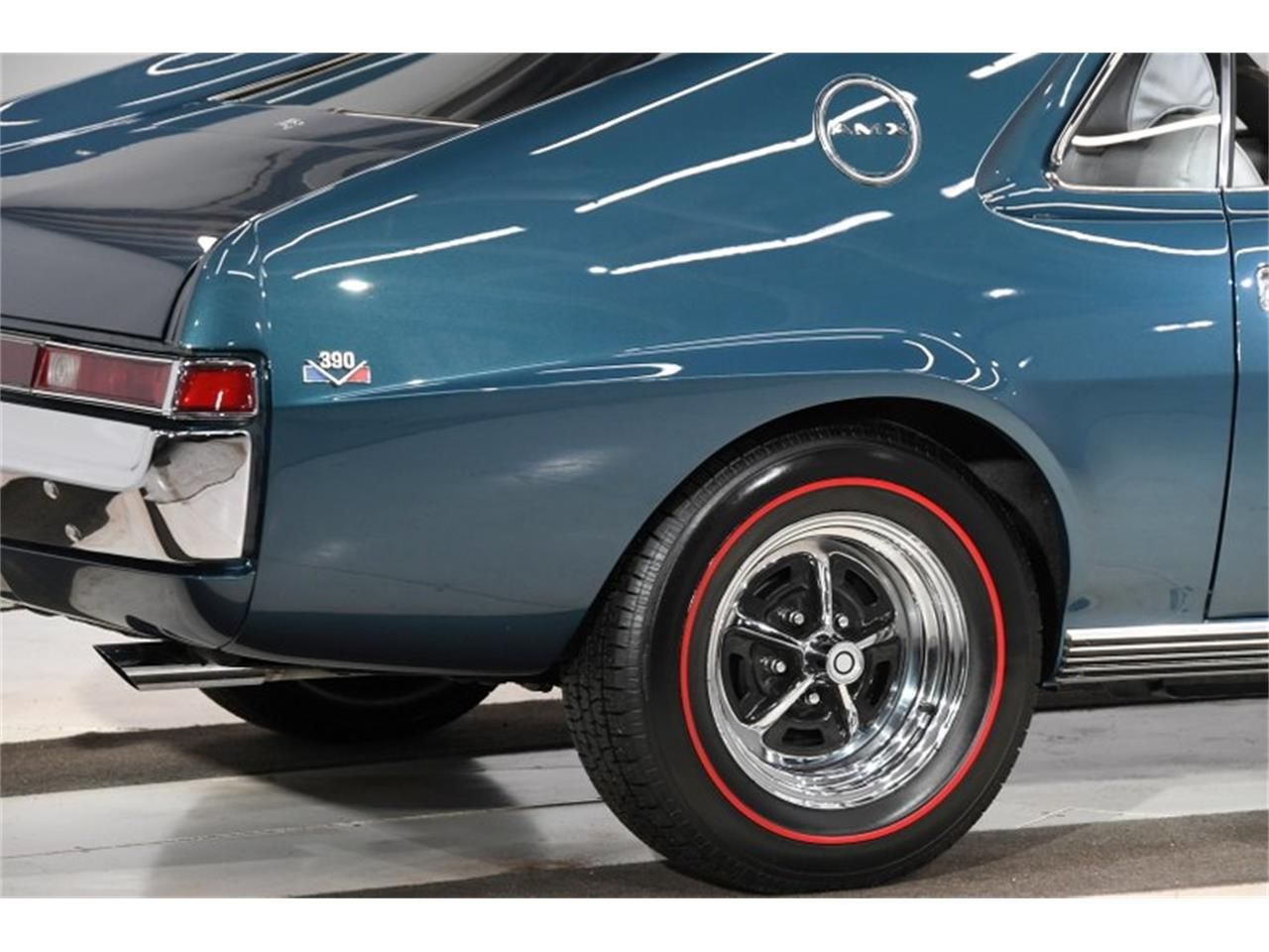Large Picture of Classic '69 AMC AMX located in Volo Illinois Offered by Volo Auto Museum - Q2WE