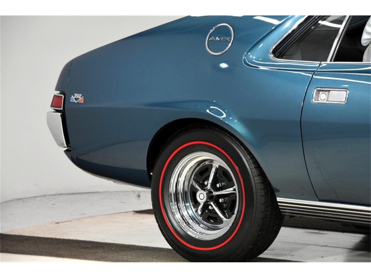 Large Picture of 1969 AMC AMX located in Volo Illinois - $38,998.00 Offered by Volo Auto Museum - Q2WE