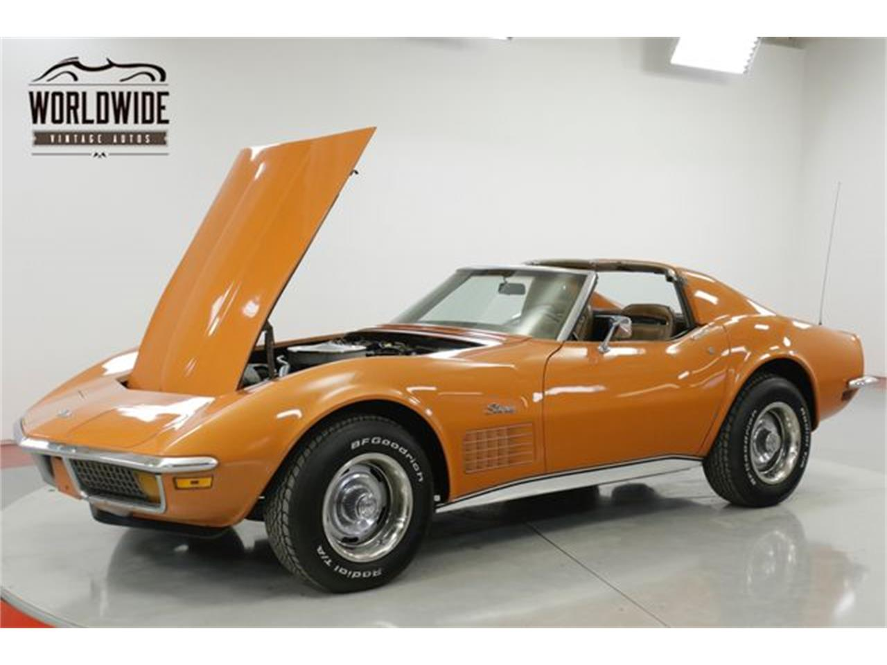 Large Picture of Classic 1972 Chevrolet Corvette located in Colorado - Q2WG