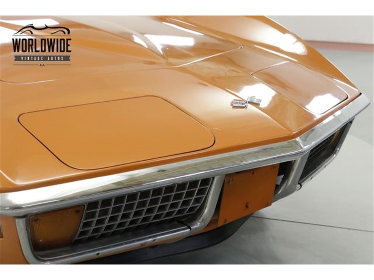 Large Picture of '72 Corvette located in Denver  Colorado Offered by Worldwide Vintage Autos - Q2WG