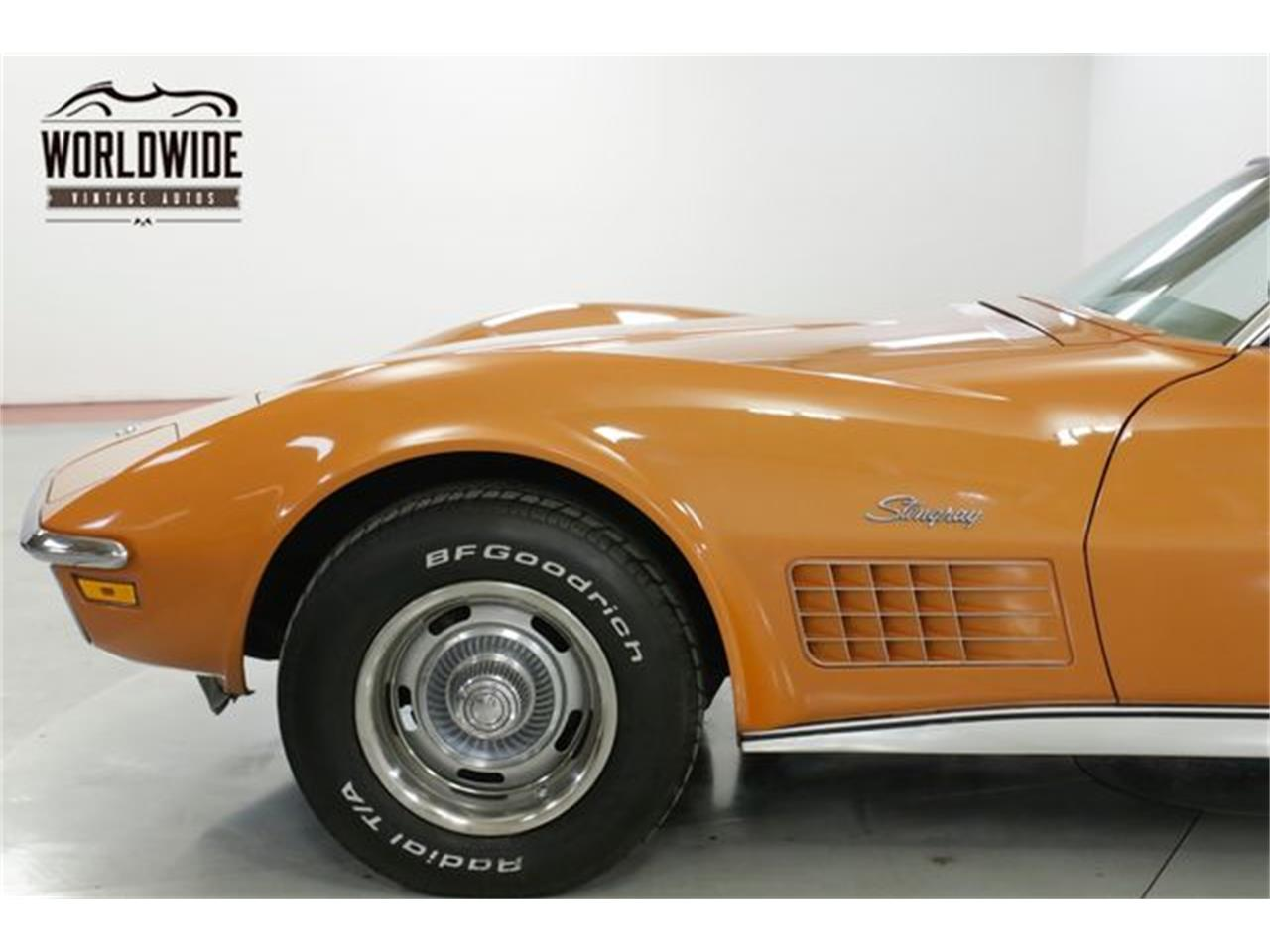 Large Picture of Classic '72 Chevrolet Corvette Offered by Worldwide Vintage Autos - Q2WG