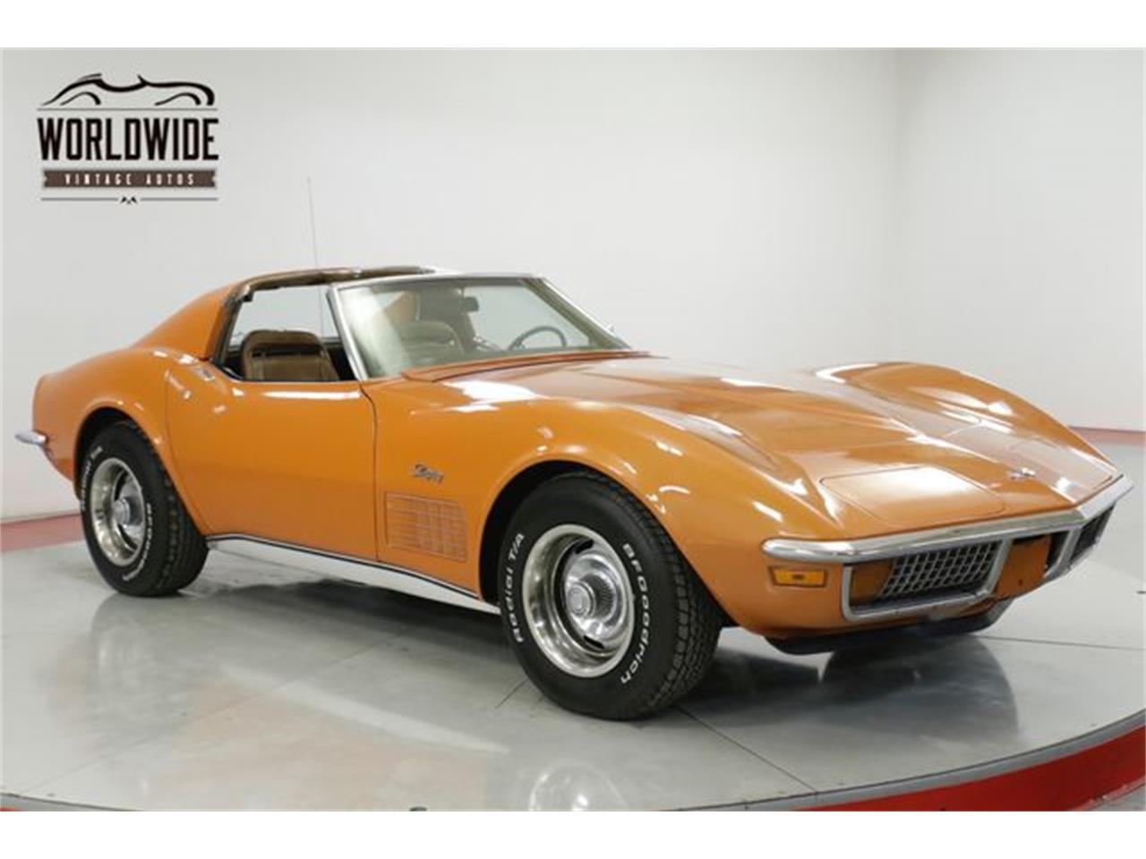 Large Picture of Classic 1972 Chevrolet Corvette Offered by Worldwide Vintage Autos - Q2WG