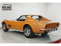 Picture of Classic '72 Corvette located in Denver  Colorado Offered by Worldwide Vintage Autos - Q2WG