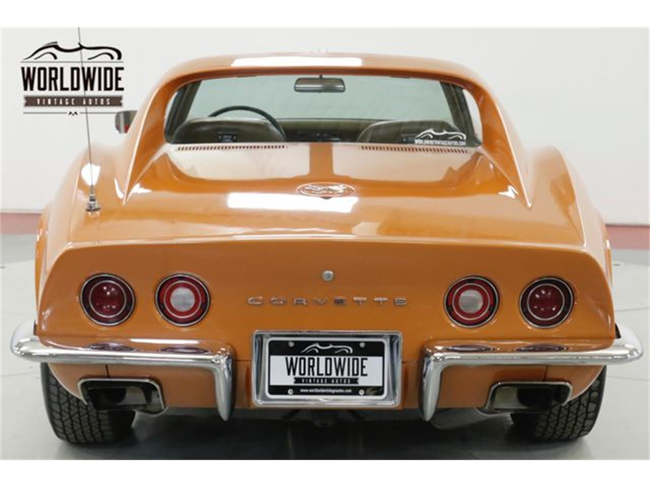 Large Picture of '72 Corvette - $25,900.00 Offered by Worldwide Vintage Autos - Q2WG