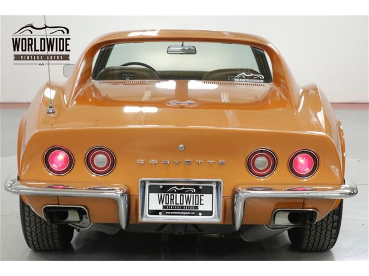 Large Picture of Classic 1972 Corvette - $25,900.00 Offered by Worldwide Vintage Autos - Q2WG