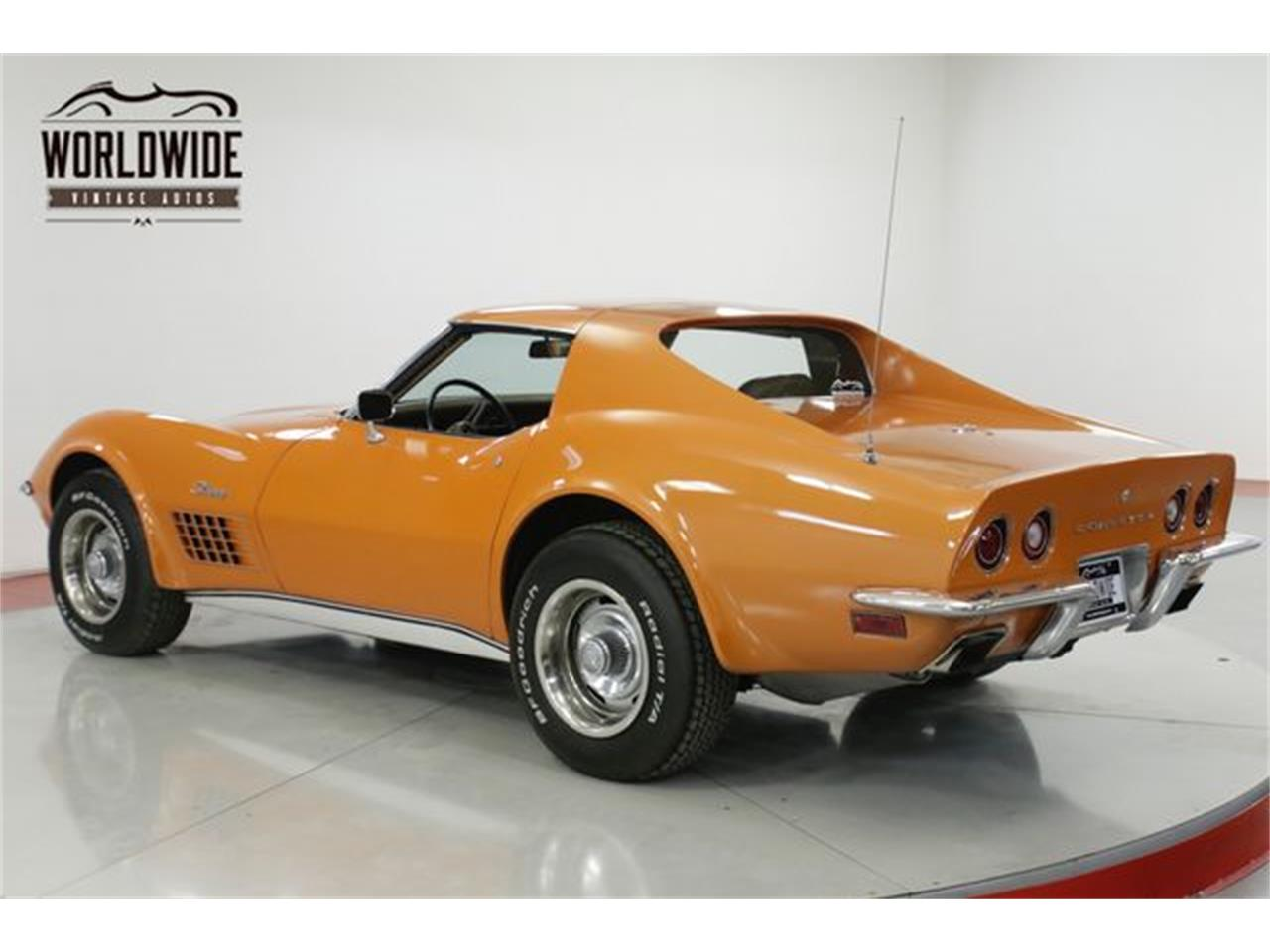 Large Picture of '72 Corvette located in Colorado - $25,900.00 - Q2WG