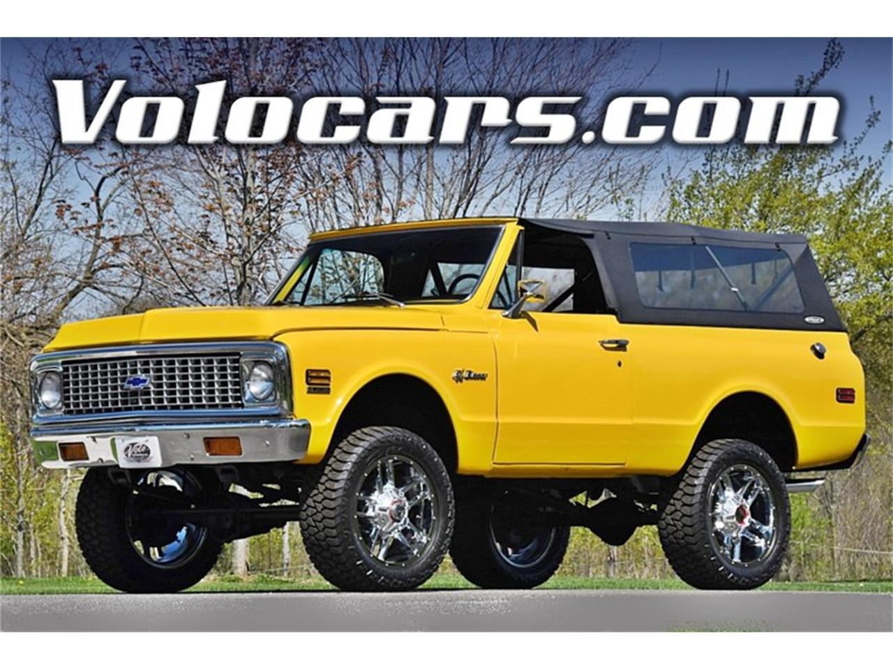 Large Picture of 1971 Blazer - $43,998.00 - Q2WH