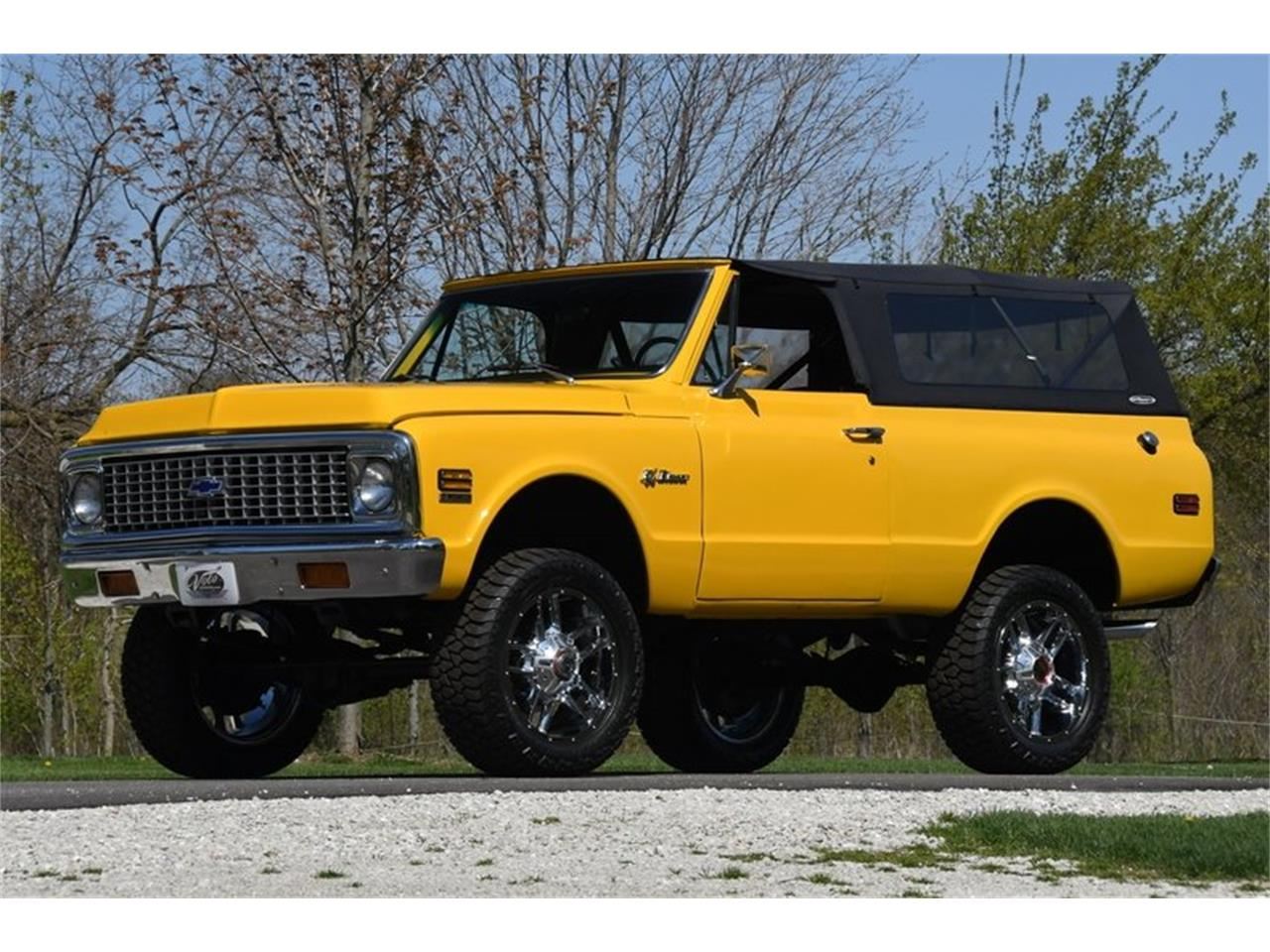 Large Picture of 1971 Chevrolet Blazer located in Illinois - $43,998.00 Offered by Volo Auto Museum - Q2WH