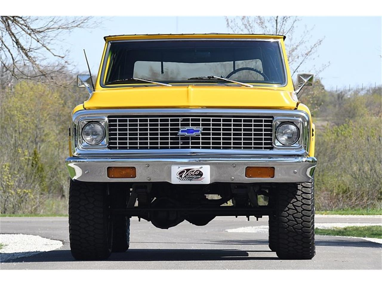 Large Picture of '71 Blazer - $43,998.00 - Q2WH