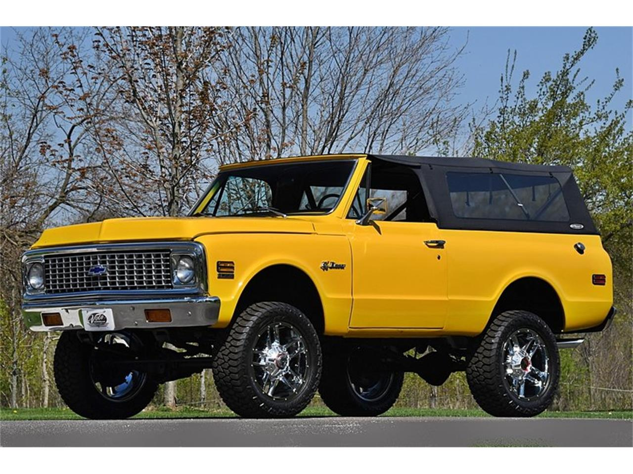 Large Picture of '71 Blazer located in Illinois - $43,998.00 Offered by Volo Auto Museum - Q2WH