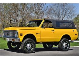 Picture of Classic '71 Chevrolet Blazer located in Illinois Offered by Volo Auto Museum - Q2WH