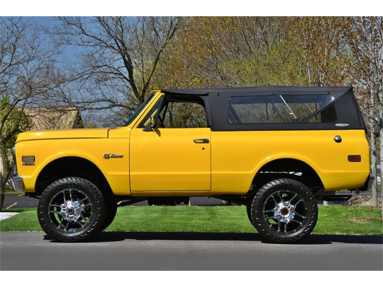 Large Picture of Classic '71 Chevrolet Blazer - $43,998.00 - Q2WH
