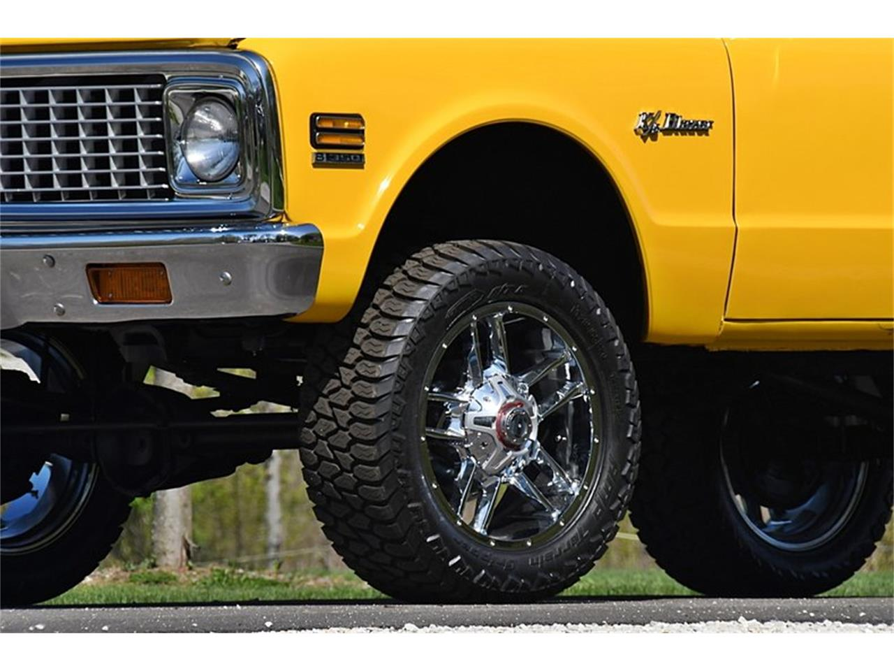 Large Picture of Classic 1971 Blazer - Q2WH