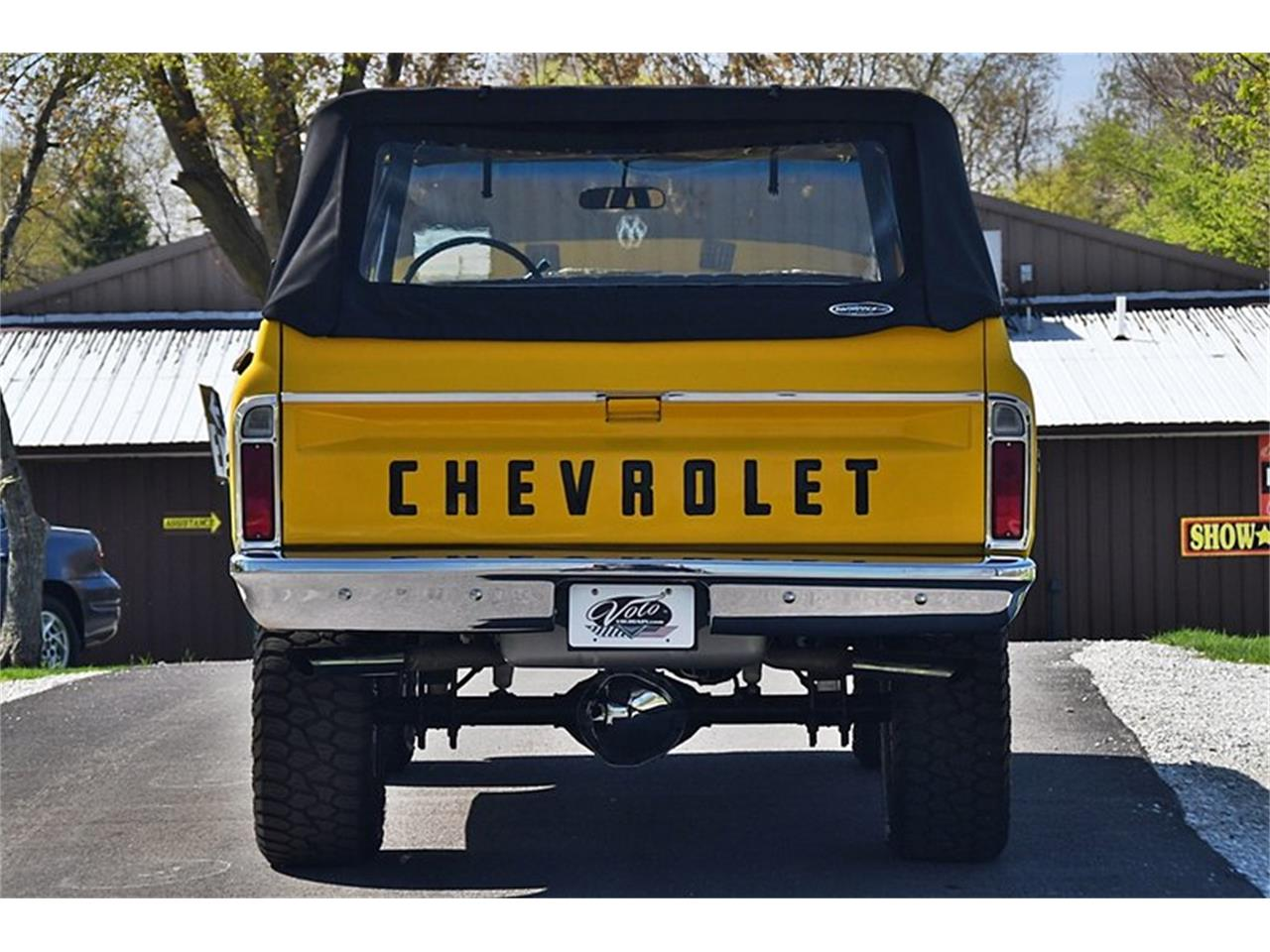 Large Picture of 1971 Chevrolet Blazer - $43,998.00 Offered by Volo Auto Museum - Q2WH