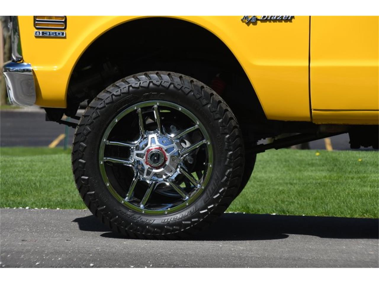 Large Picture of '71 Chevrolet Blazer - Q2WH
