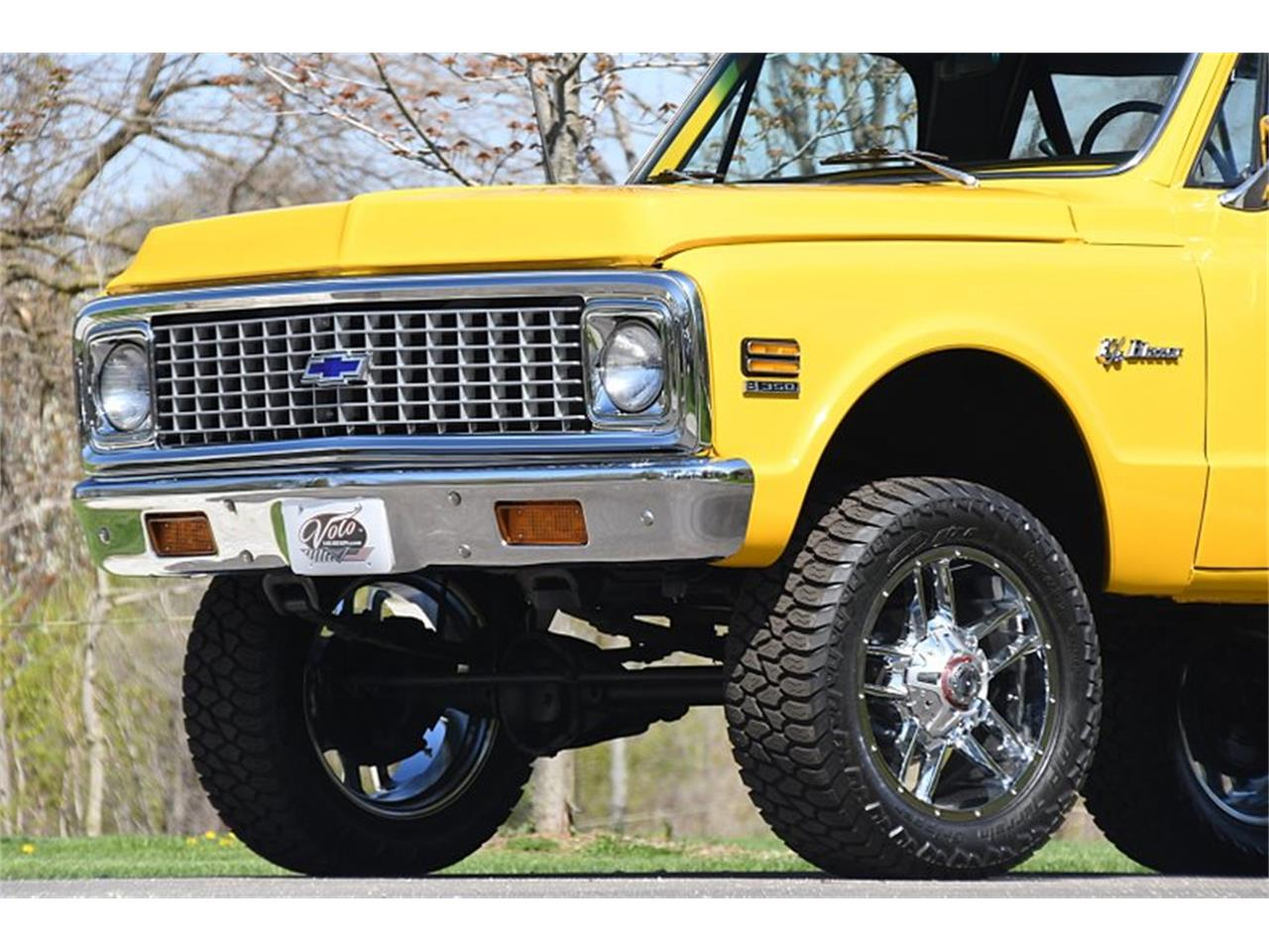 Large Picture of Classic '71 Blazer located in Illinois Offered by Volo Auto Museum - Q2WH