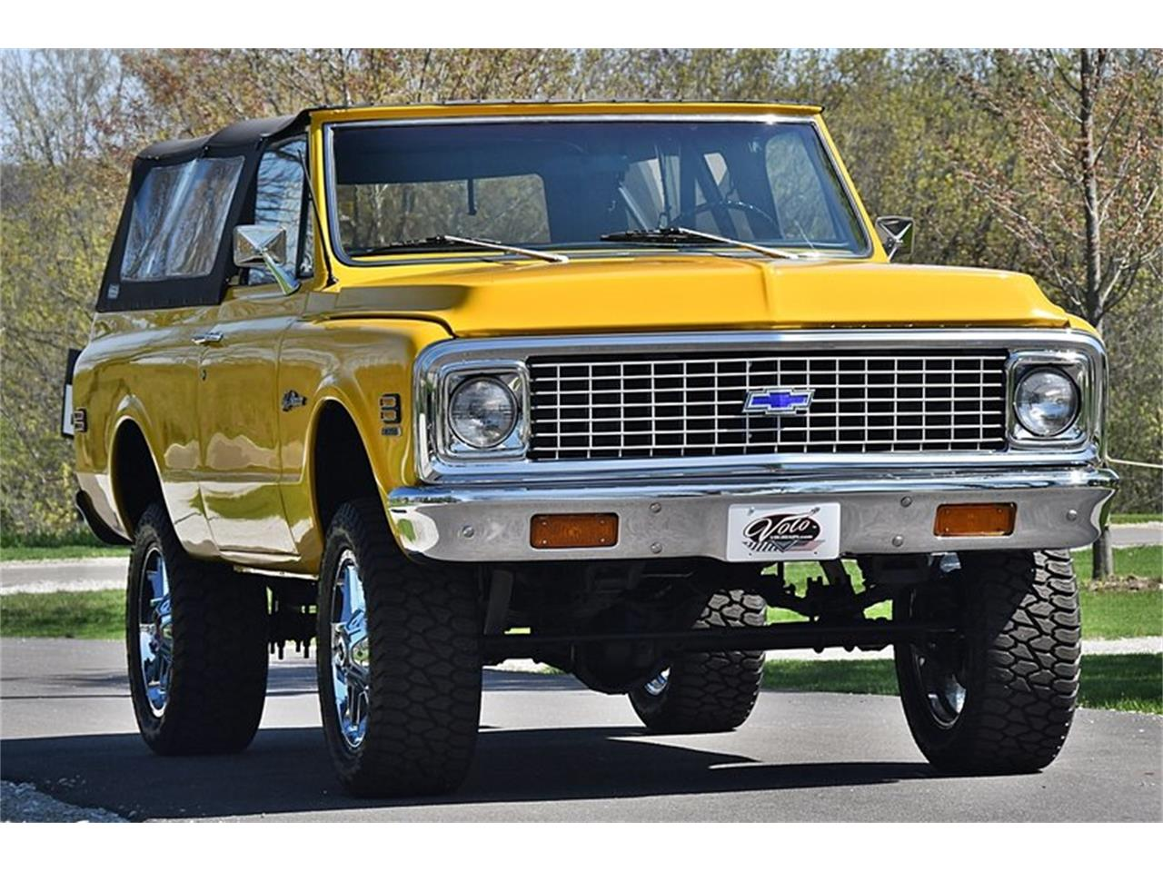 Large Picture of 1971 Chevrolet Blazer - $43,998.00 - Q2WH