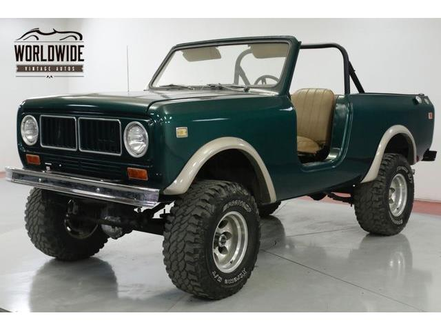 Picture of 1977 International Scout - $17,900.00 Offered by  - Q2WM
