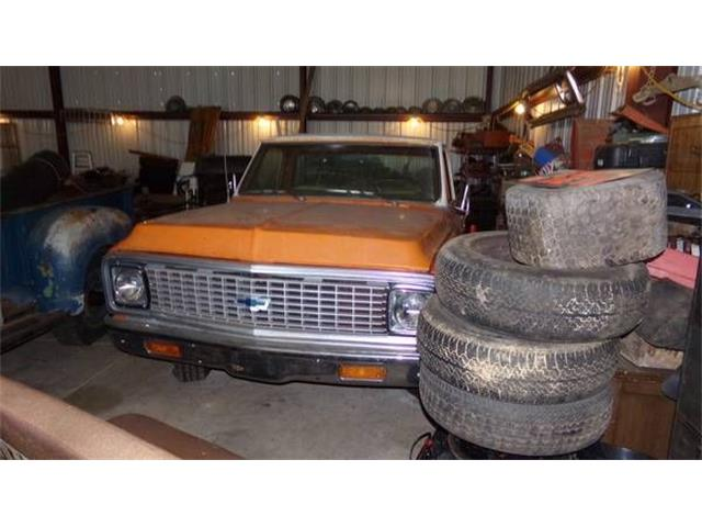 Picture of 1972 Chevrolet Pickup Offered by  - PY63