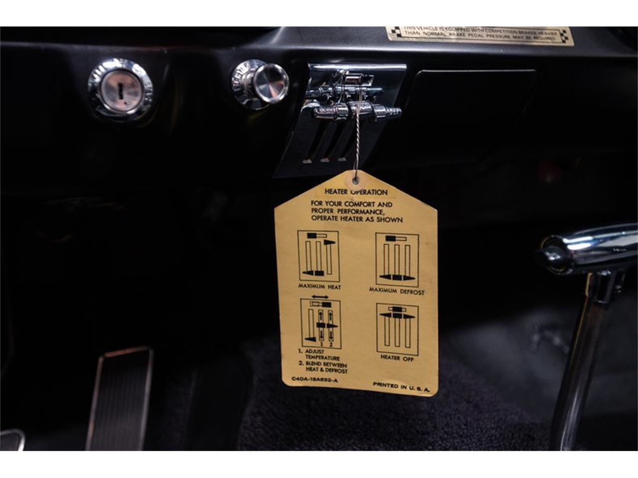 Large Picture of Classic '66 Ford Mustang located in Charlotte North Carolina - $189,900.00 Offered by RK Motors Charlotte - Q2WU