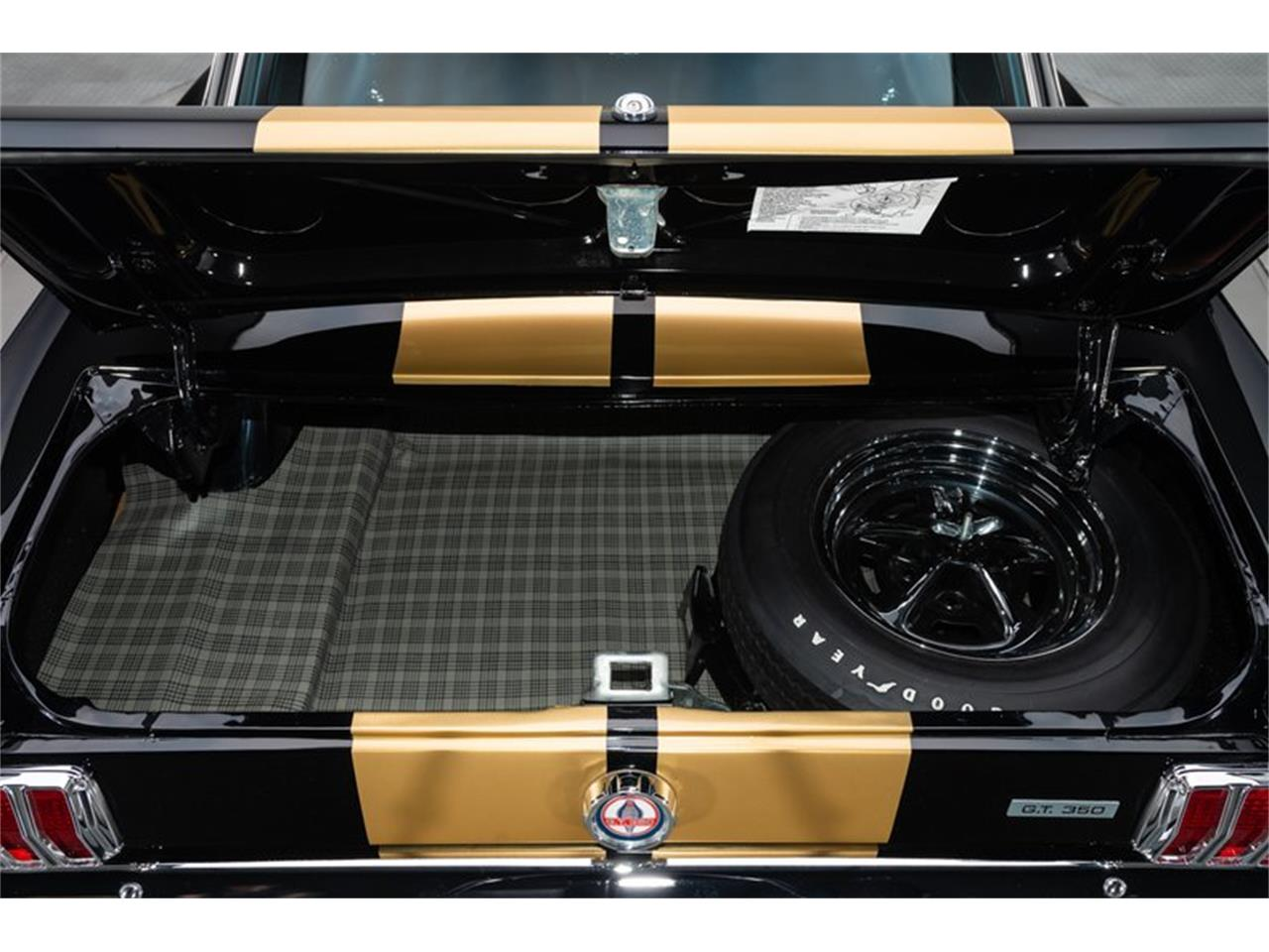 Large Picture of '66 Mustang located in Charlotte North Carolina Offered by RK Motors Charlotte - Q2WU
