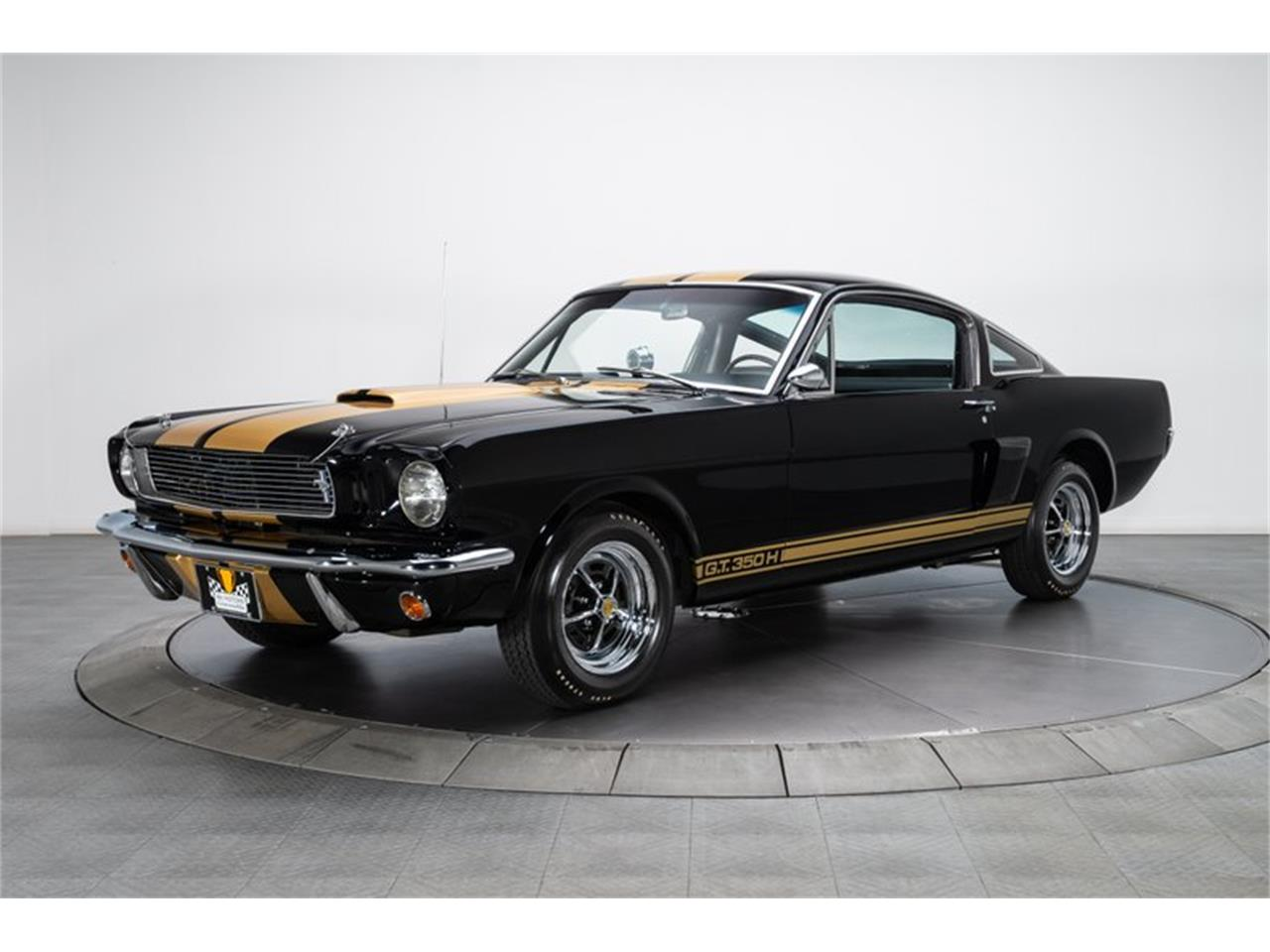 Large Picture of Classic '66 Ford Mustang Offered by RK Motors Charlotte - Q2WU