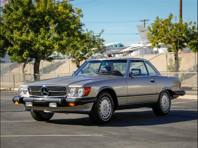 Picture of '89 560SL - Q2XB