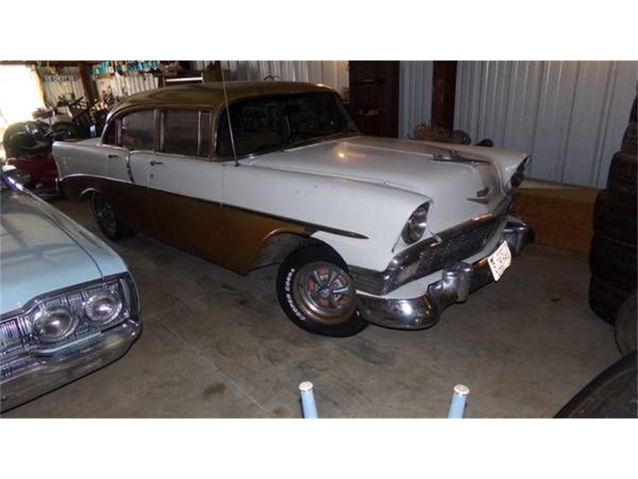 Large Picture of '56 Bel Air - PY65