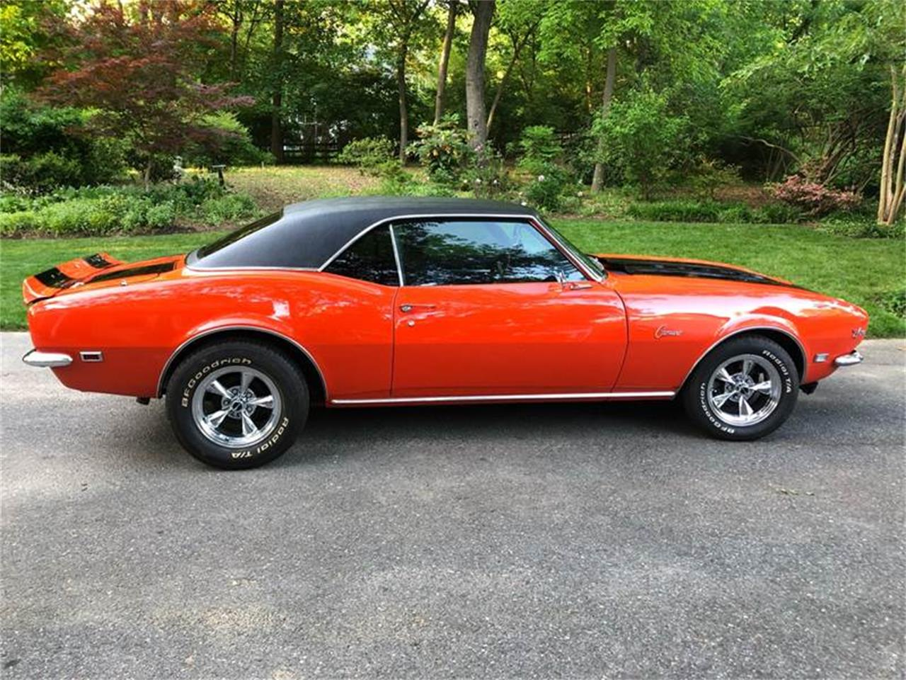 Large Picture of '68 Camaro - Q2XX