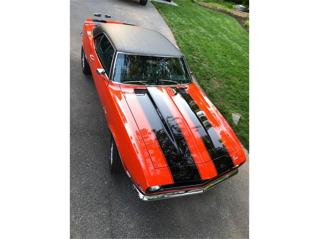 Large Picture of '68 Chevrolet Camaro located in Clarksburg Maryland - $29,900.00 Offered by Eric's Muscle Cars - Q2XX