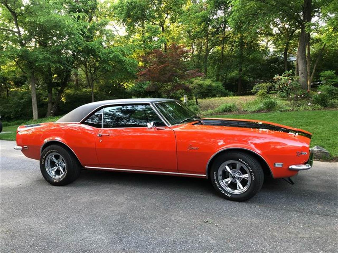 Large Picture of Classic 1968 Chevrolet Camaro located in Clarksburg Maryland Offered by Eric's Muscle Cars - Q2XX