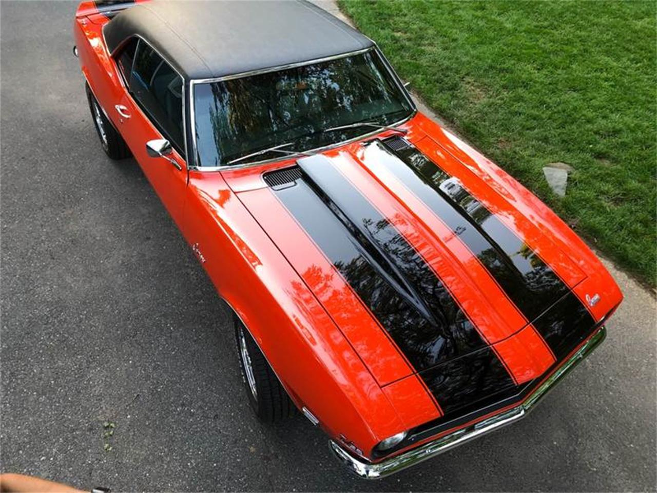 Large Picture of Classic 1968 Chevrolet Camaro Offered by Eric's Muscle Cars - Q2XX
