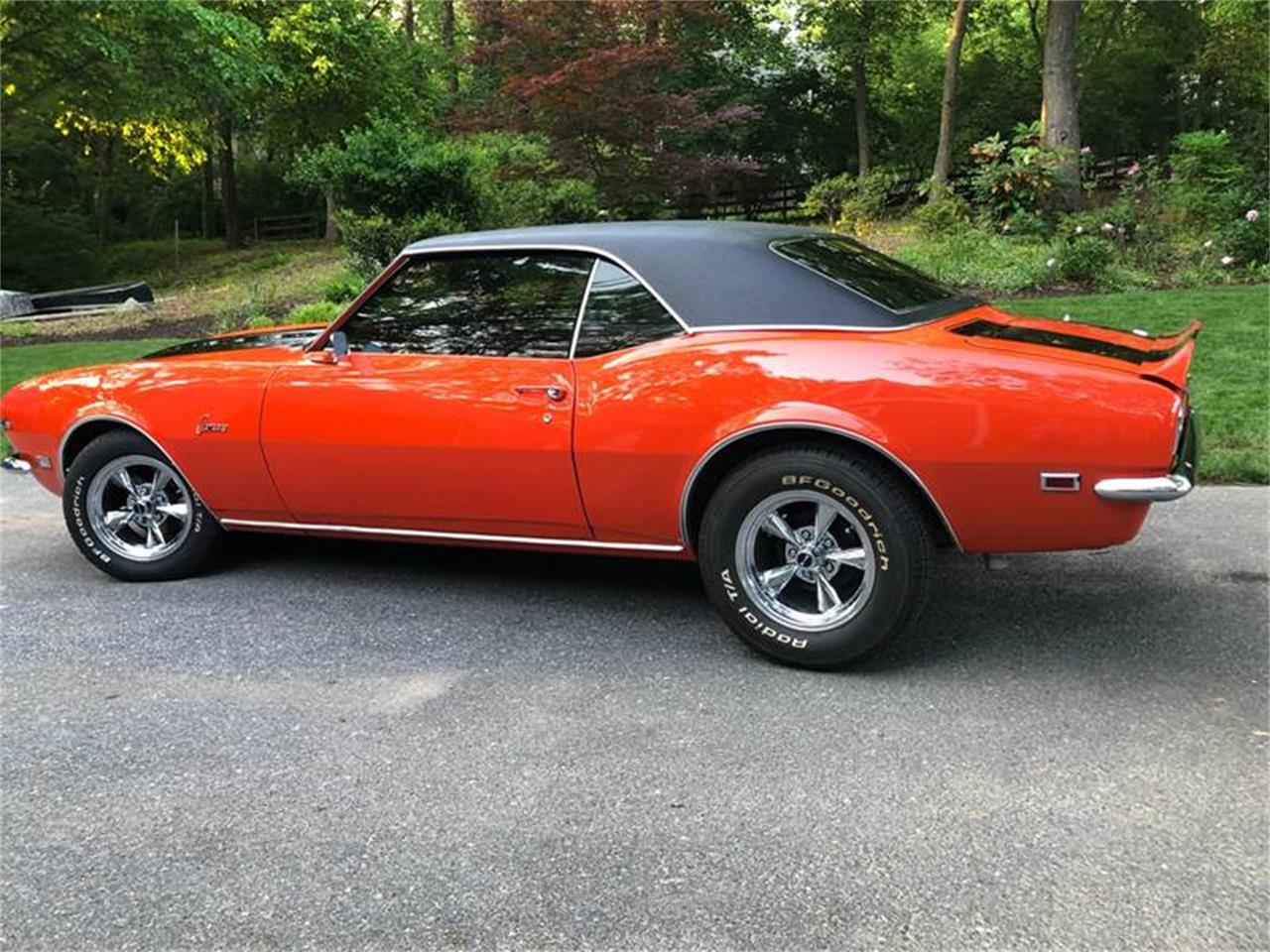 Large Picture of '68 Camaro located in Maryland - $29,900.00 - Q2XX