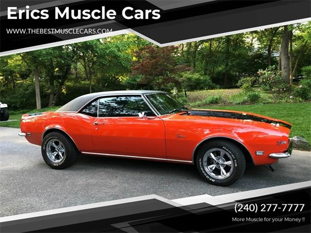 Picture of 1968 Chevrolet Camaro located in Maryland - Q2XX