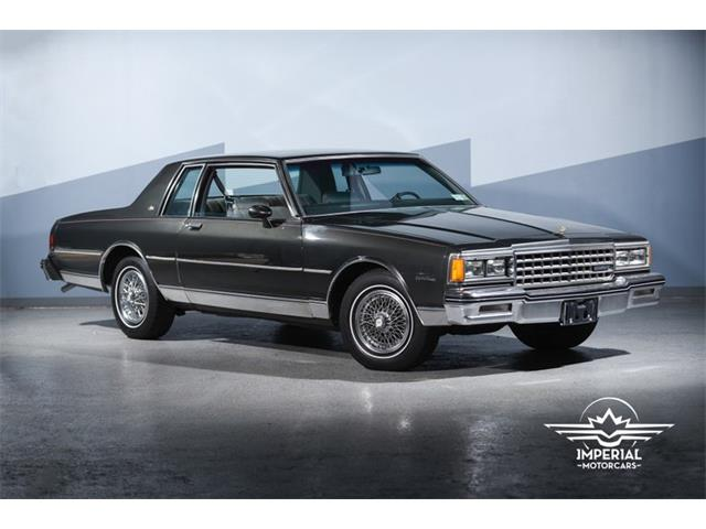 Picture of '84 Caprice - Q2YS