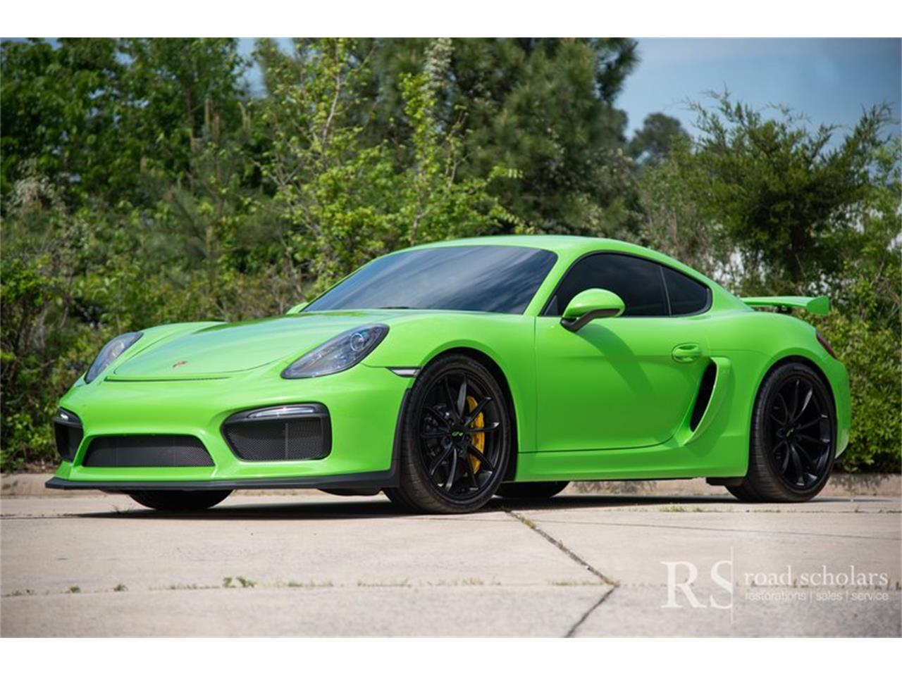 Large Picture of '16 Cayman - Q2YX