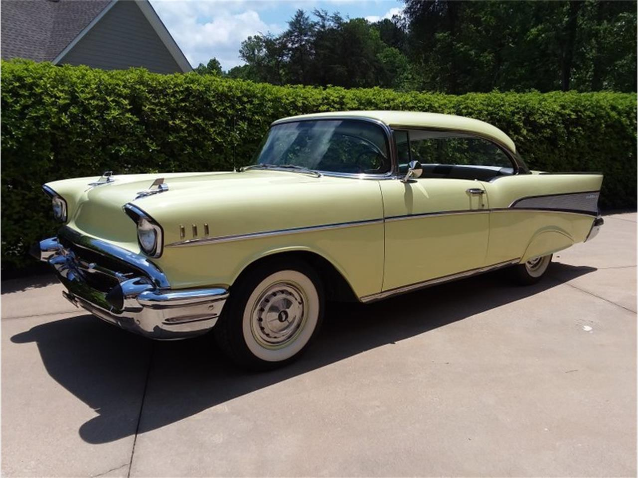 Large Picture of '57 Bel Air - Q2Z2