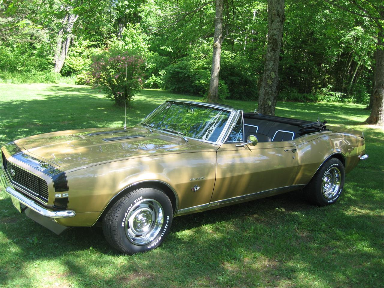 Large Picture of '67 Chevrolet Camaro RS/SS located in Hinsdale Massachusetts Offered by a Private Seller - Q2Z6