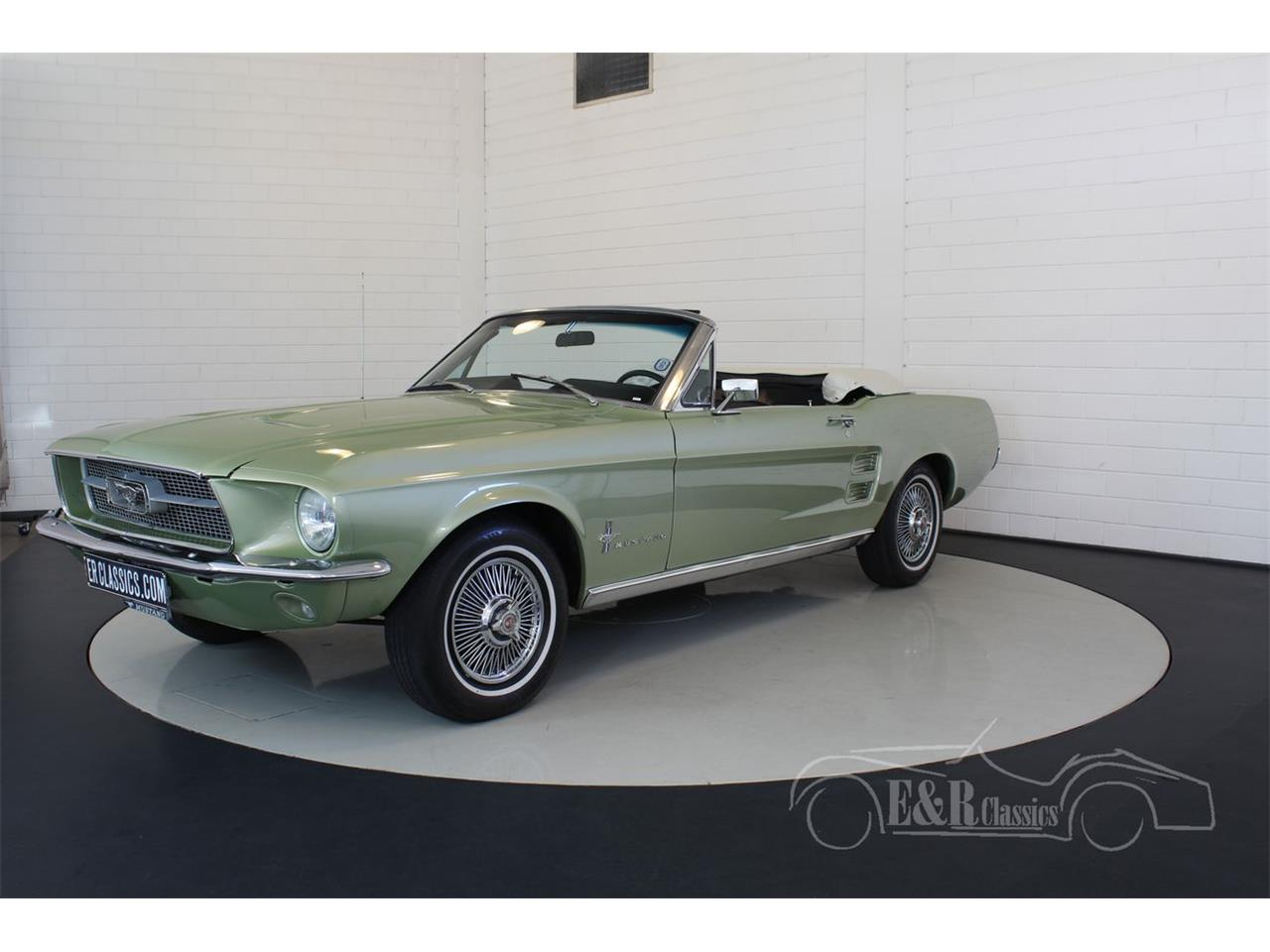 Large Picture of Classic 1967 Mustang - $39,035.00 Offered by E & R Classics - Q2ZB