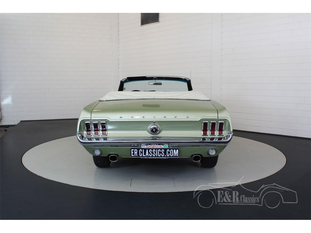 Large Picture of '67 Ford Mustang - $39,035.00 - Q2ZB