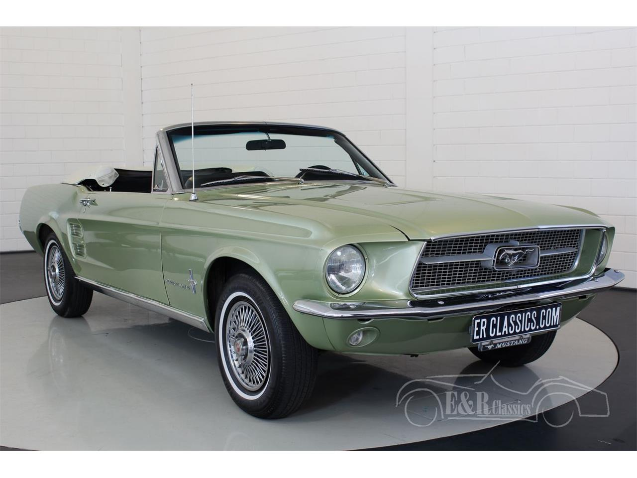 Large Picture of Classic '67 Ford Mustang located in Waalwijk noord brabant Offered by E & R Classics - Q2ZB
