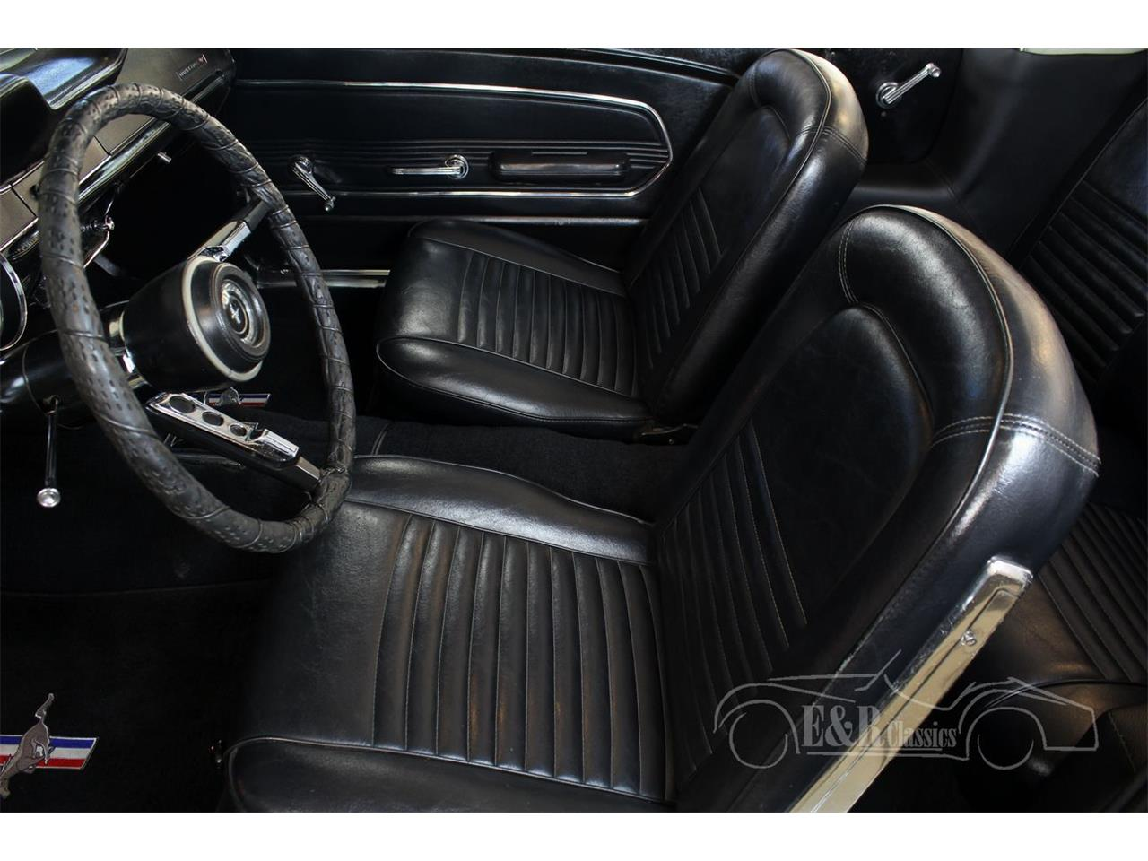 Large Picture of Classic '67 Ford Mustang Offered by E & R Classics - Q2ZB